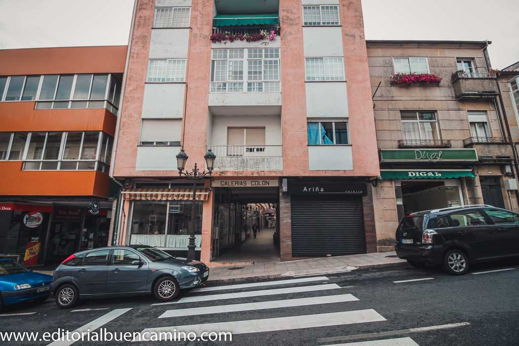Albergue Lalín Centro
