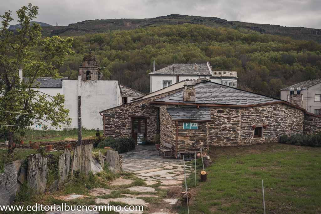 Albergue A Horta de Abel - Casa Pacios