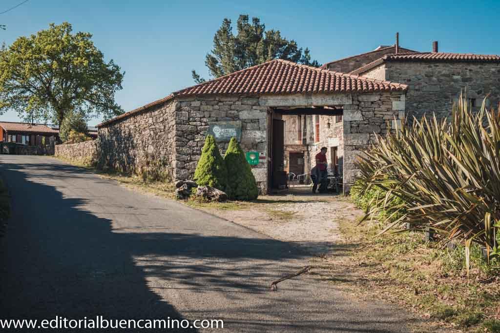 Casa rural Rectoral de Lestedo