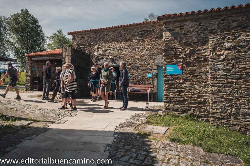 Albergue de peregrinos de Ribadiso da Baixo de la Xunta de Galicia