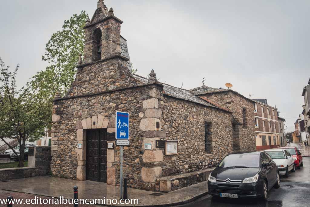 Ermita de San Roque en Cacabelos.