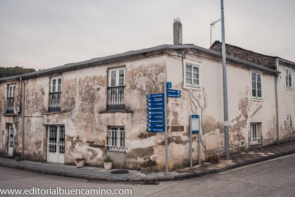 Antiguo hospital de peregrinos