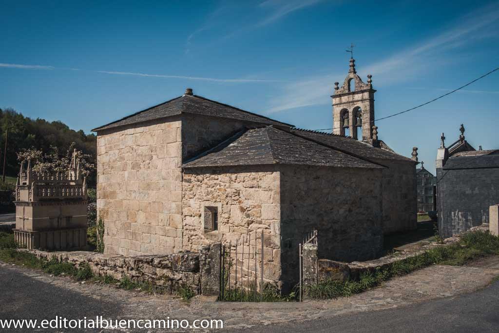 Iglesia de Santa María de Ferreiros