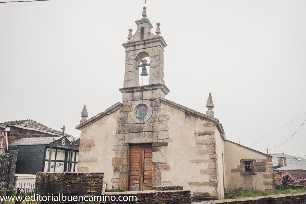 Iglesia de Santa María de Gonzar