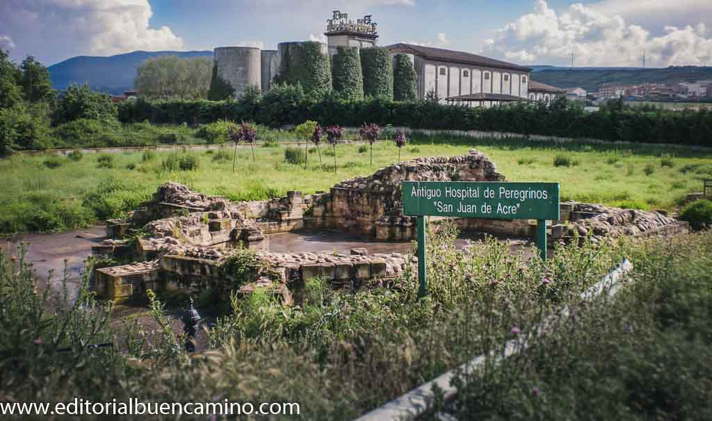 Ruinas del Hospital de San Juan de Acre