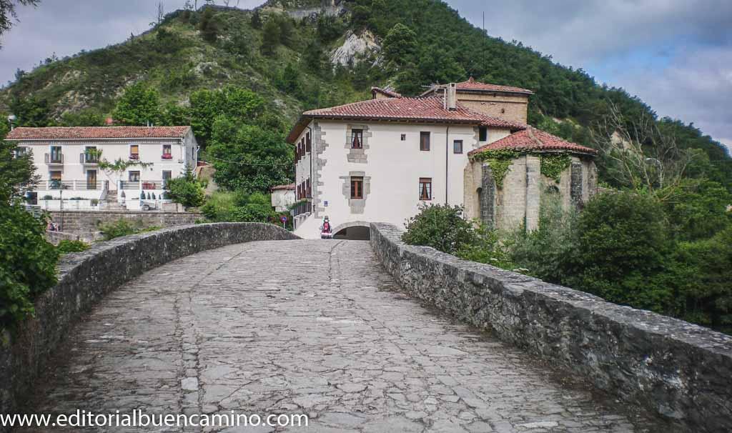 Enlace del Camino Baztanés