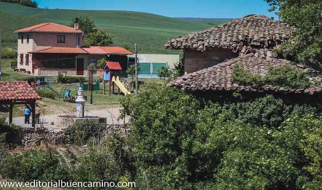 Fuente y ermita de San Roque