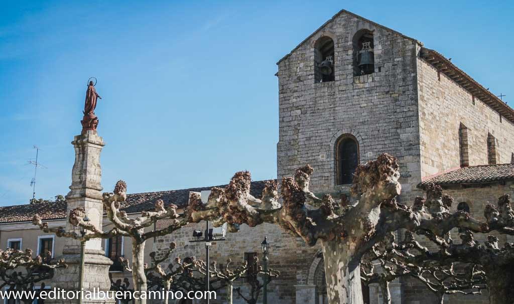Iglesia parroquial de Santa María del Camino