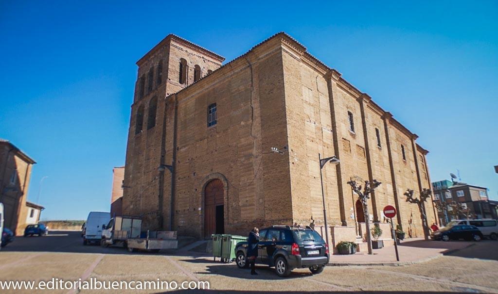 Iglesia de la Trinidad. Albergue