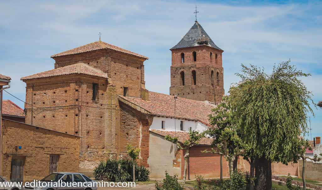 Iglesia de San Esteban - Calzada del Coto | Camino de Santiago