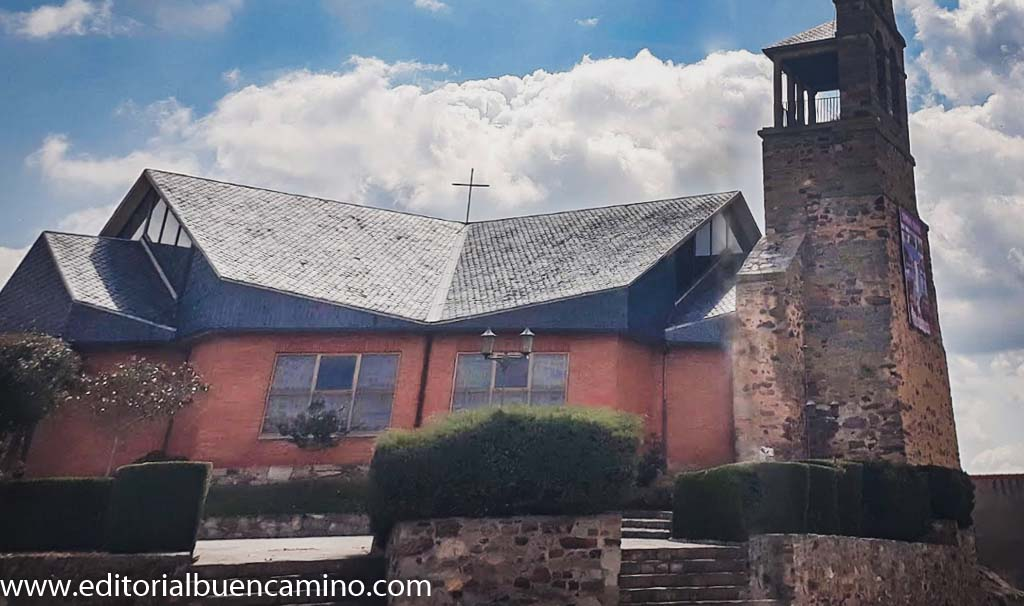 Iglesia parroquial de los santos Justo y Pastor
