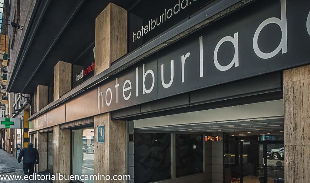 Hotel Burlada **