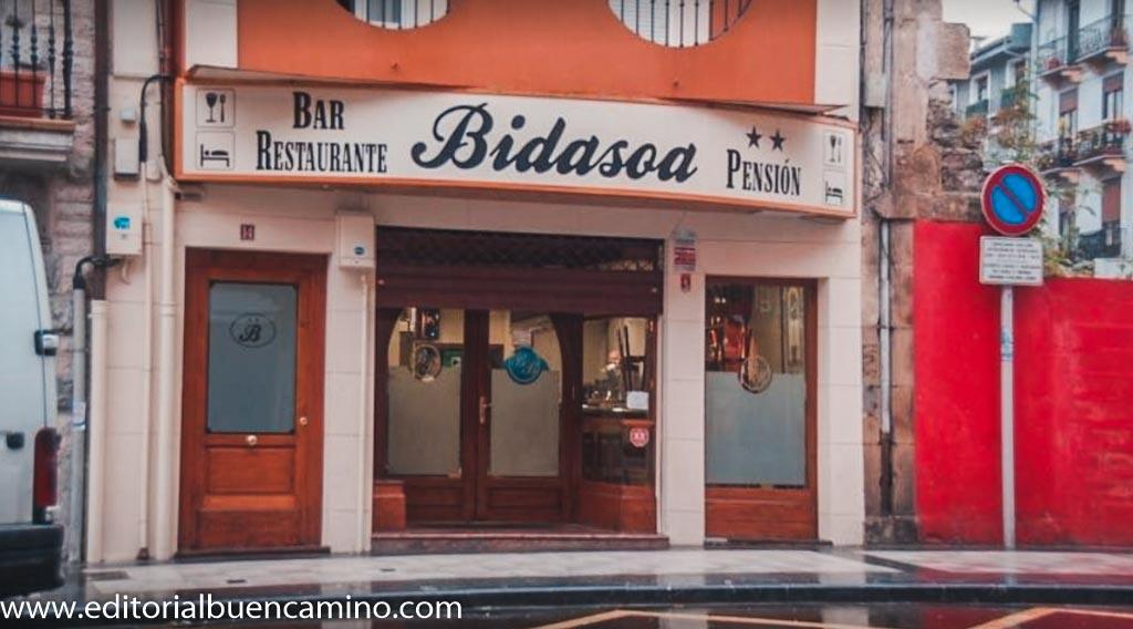 Pensión Bidasoa
