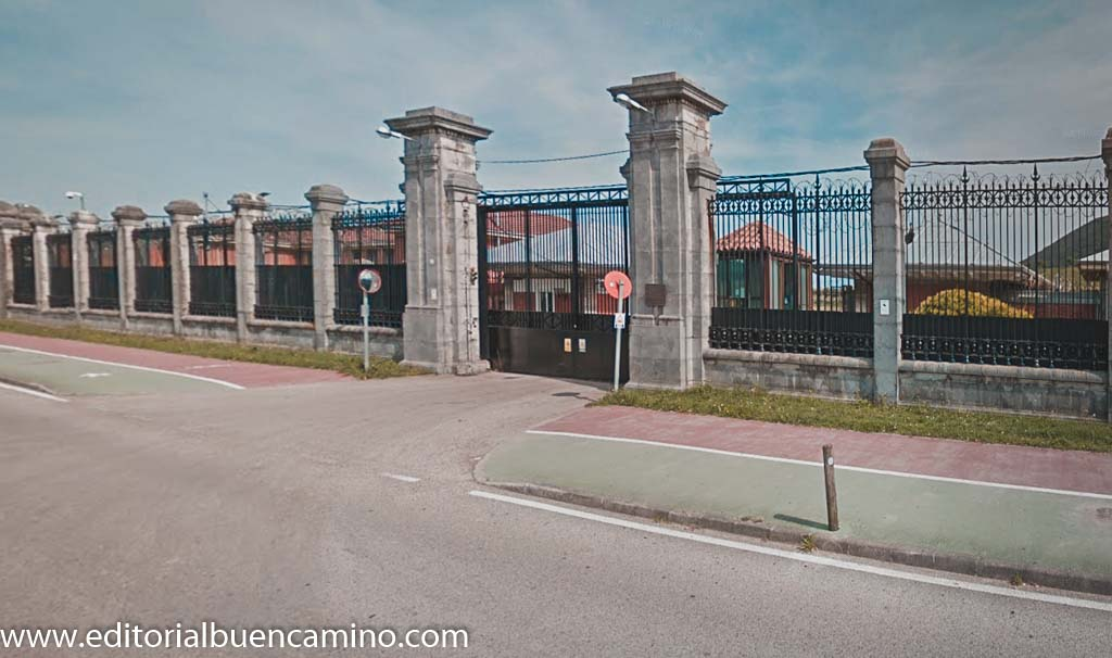 Centro penitenciario de El Dueso