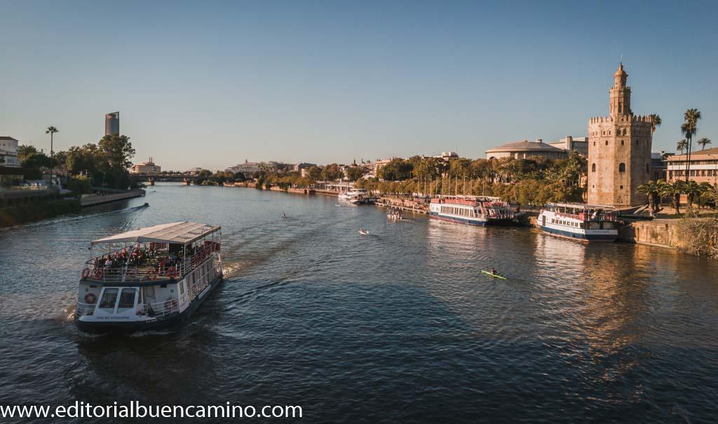 Cruceros por el río Guadalquivir