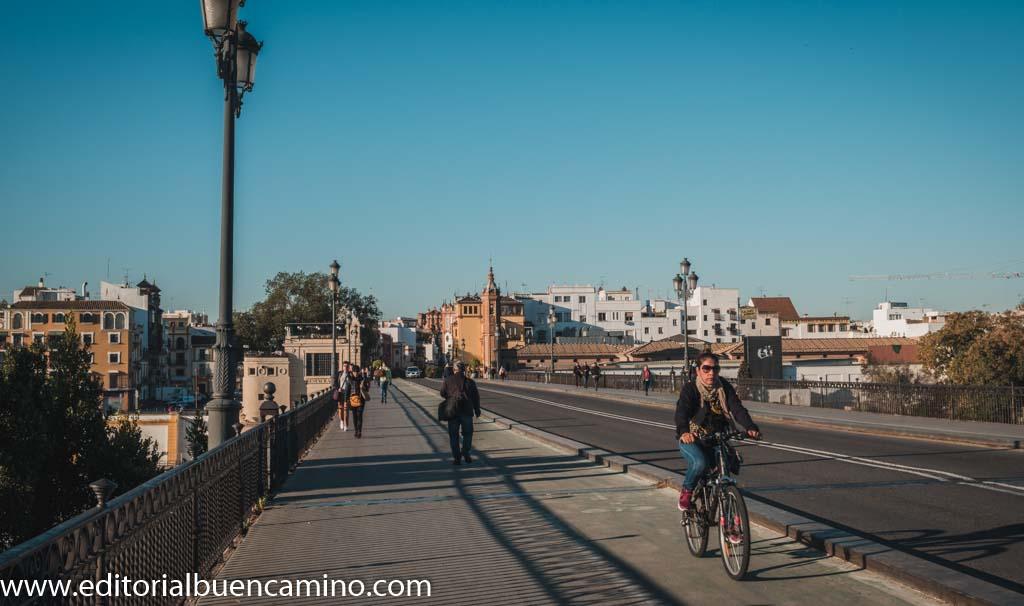 Puente de Isabel II o puente de Triana