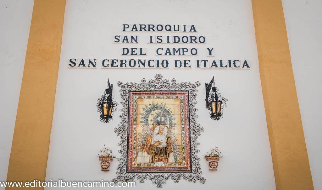 Parroquia de San Isidoro del Campo y San Geroncio de Itálica