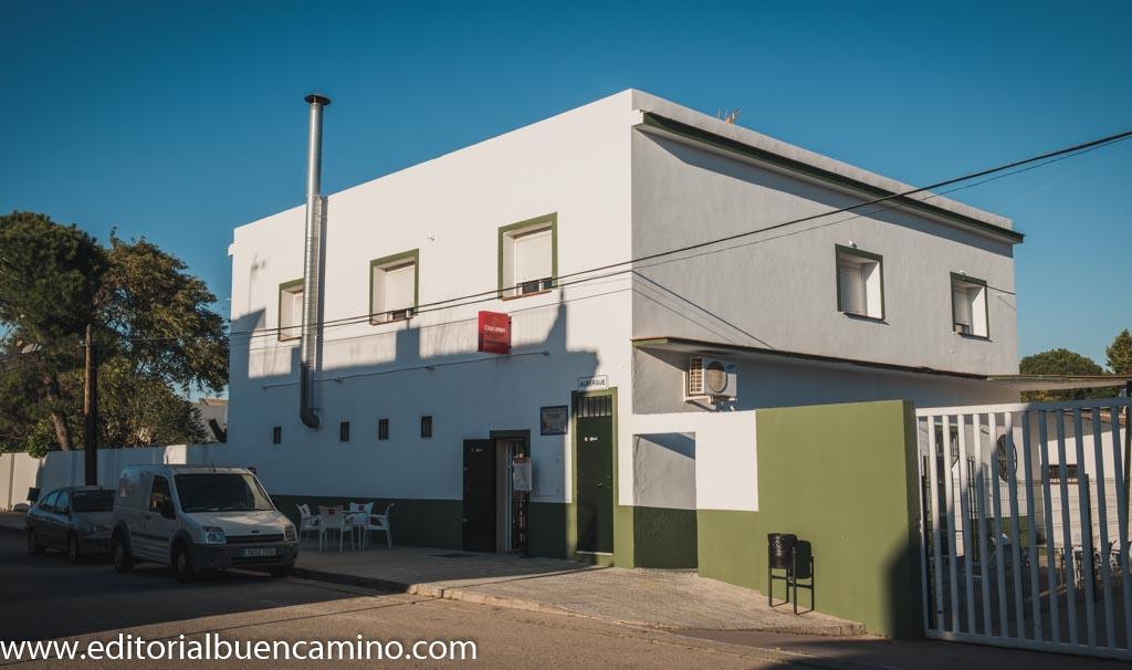 Albergue municipal de Guillena