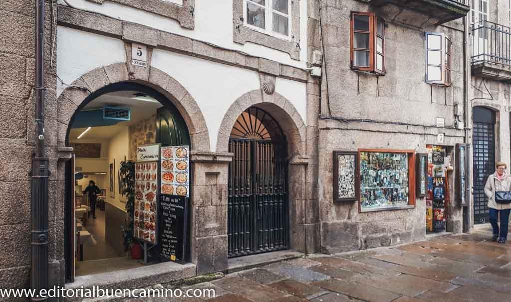 Capilla y Fuente de la Rúa do Franco