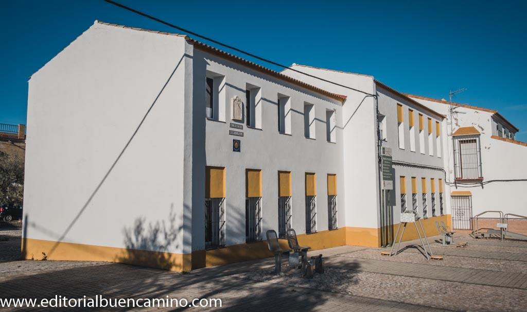 Albergue municipal de Almadén de la Plata