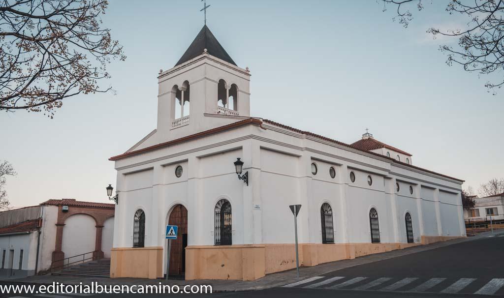 Ermita de la Virgen de Tentudía