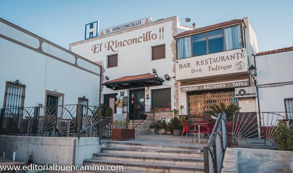 Hostal Restaurante El Rinconcillo