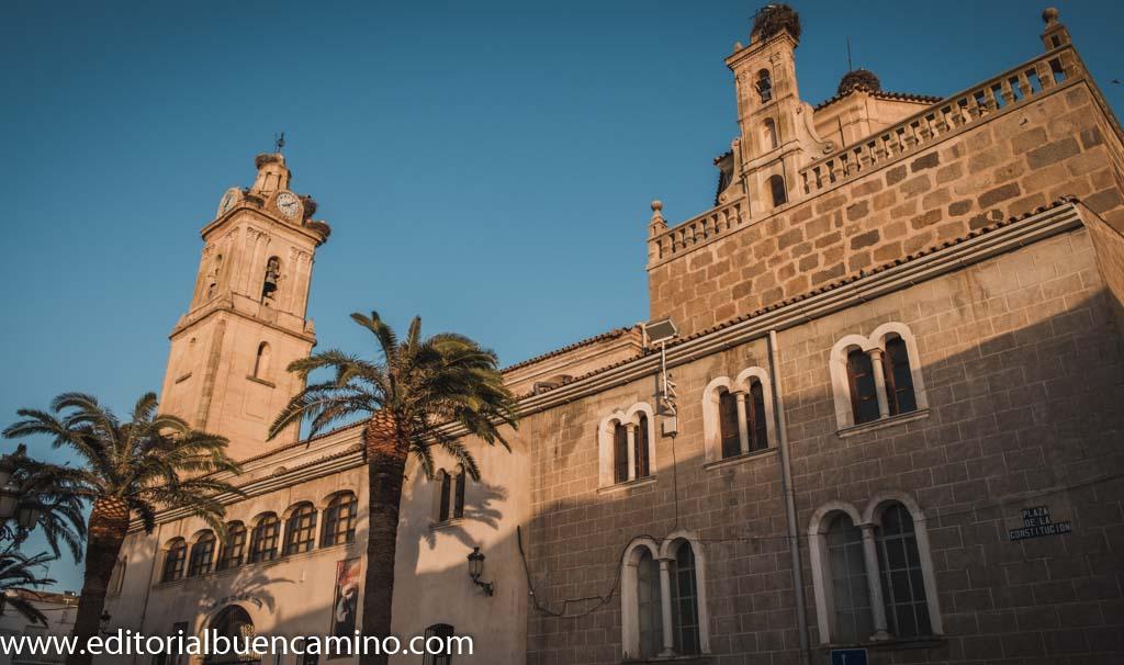 Iglesia parroquial Nuestra Señora de la Granada