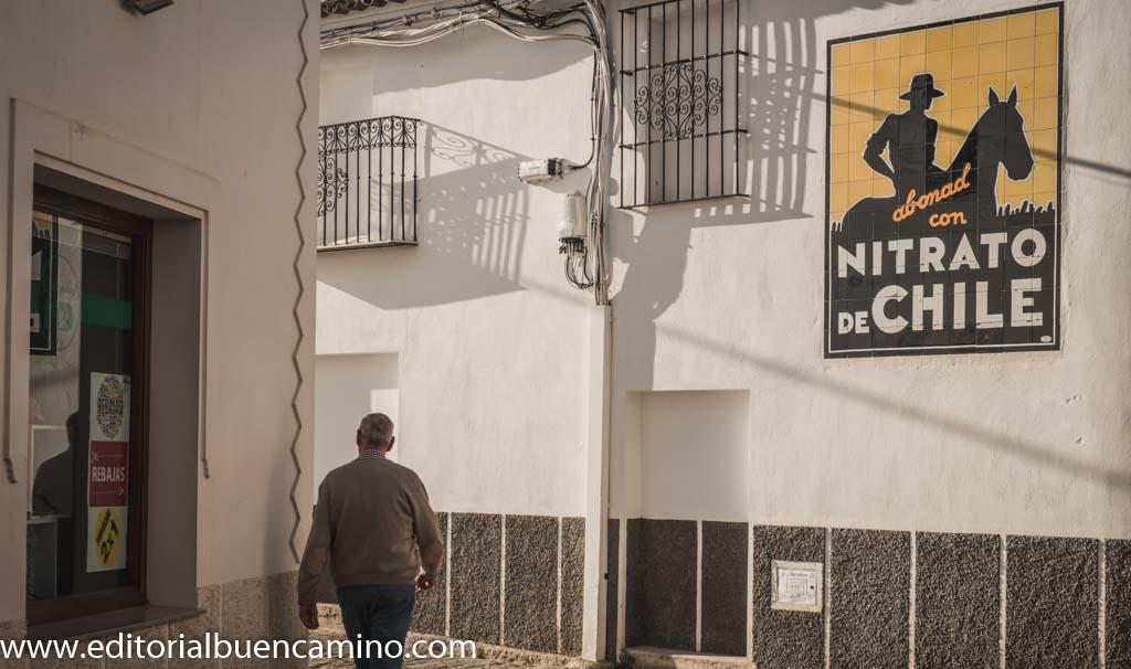 Imagen publicitaria de Nitrato de Chile