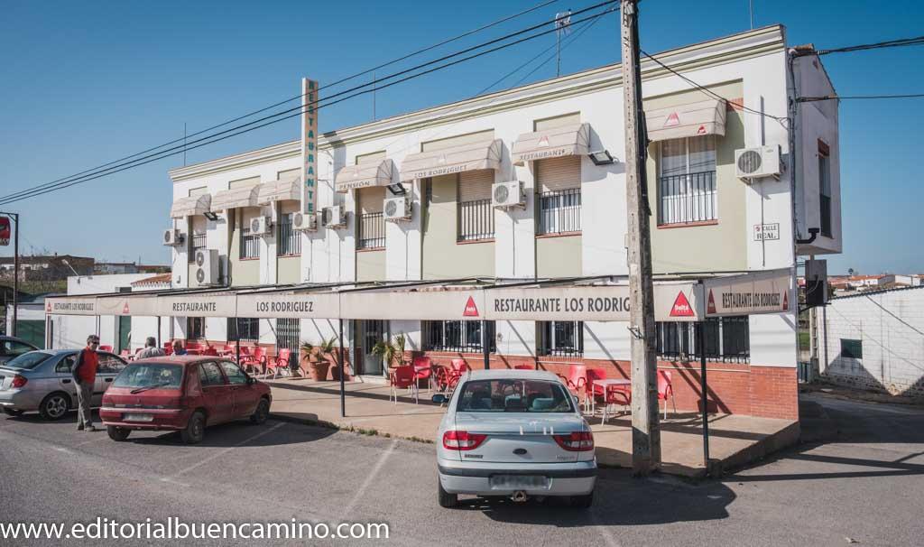 Pensión Restaurante Los Rodríguez