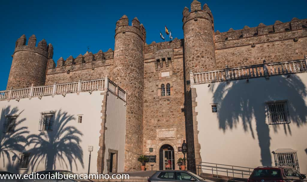 Alcázar de los Duques de Feria