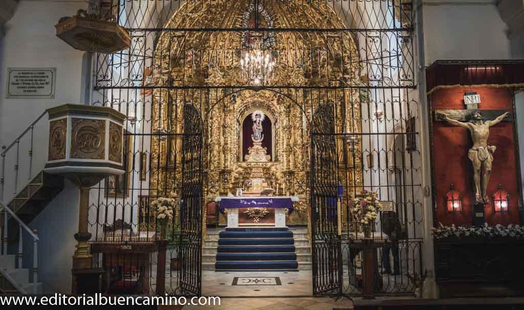 Ermita de la Virgen de la Coronada