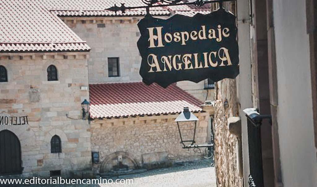 Hospedaje Angélica