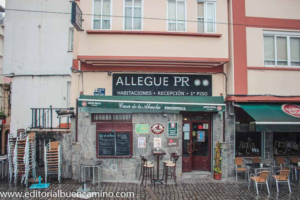Hostal Allegue