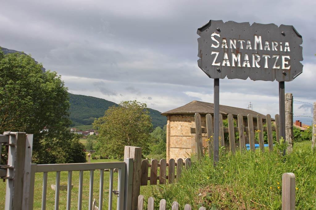 Santa María de de Zamartze