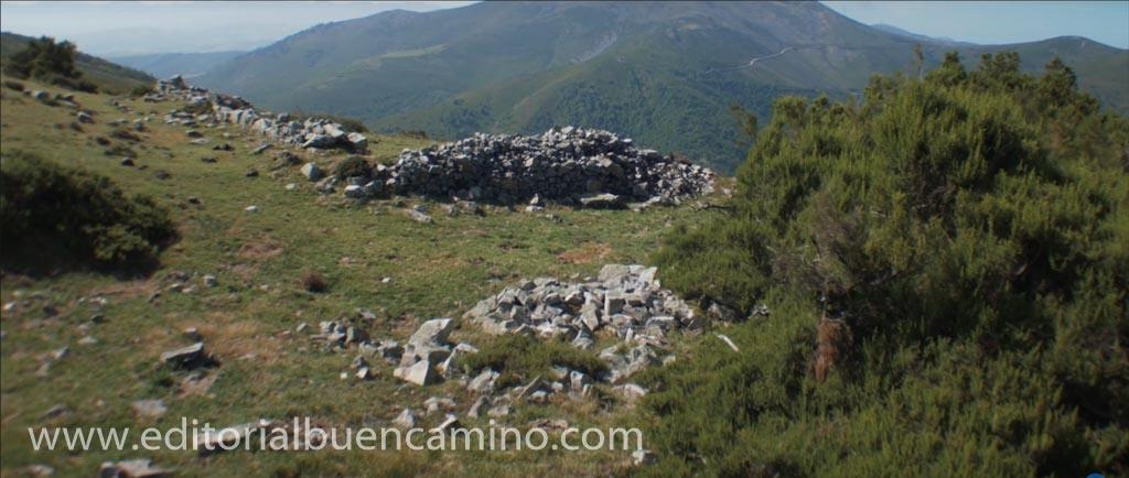 Ruinas del hospital de Valparaíso