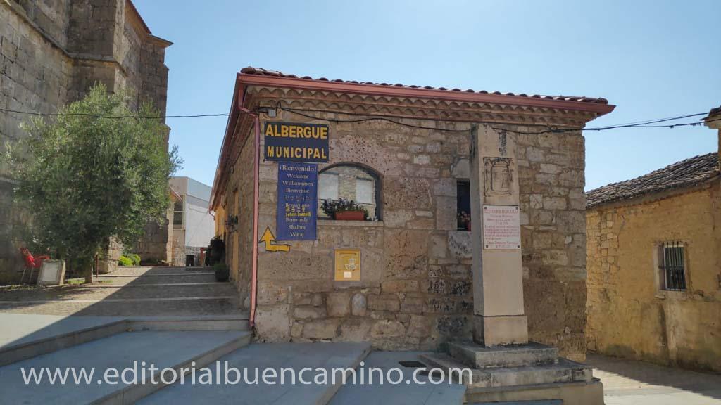 Albergue de peregrinos municipal de Hornillos del Camino