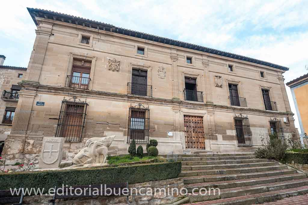 Albergue Palacio de Sansol
