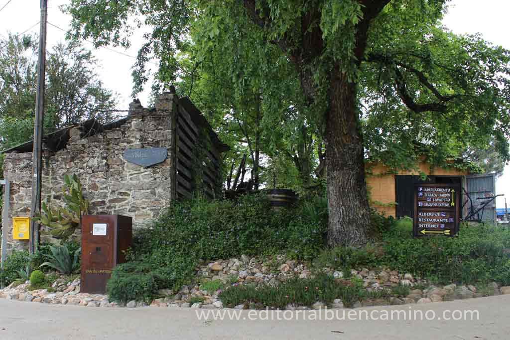 Albergue-pensión rural A Casa de Carmen