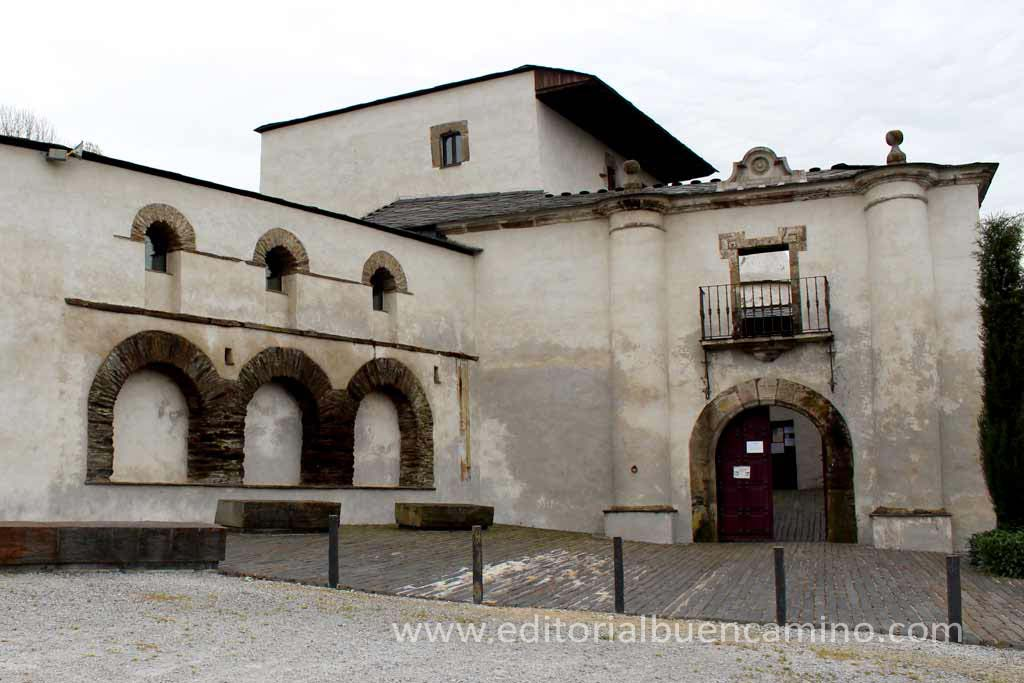 Albergue Casa Fuerte Lusío