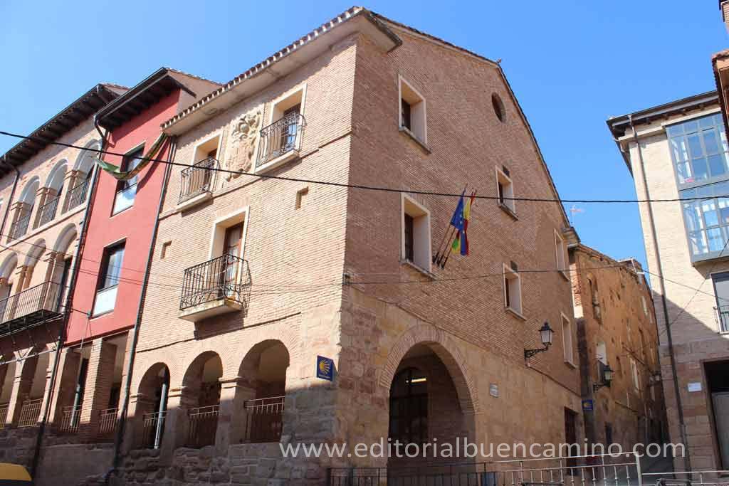 Albergue de peregrinos municipal de Navarrete
