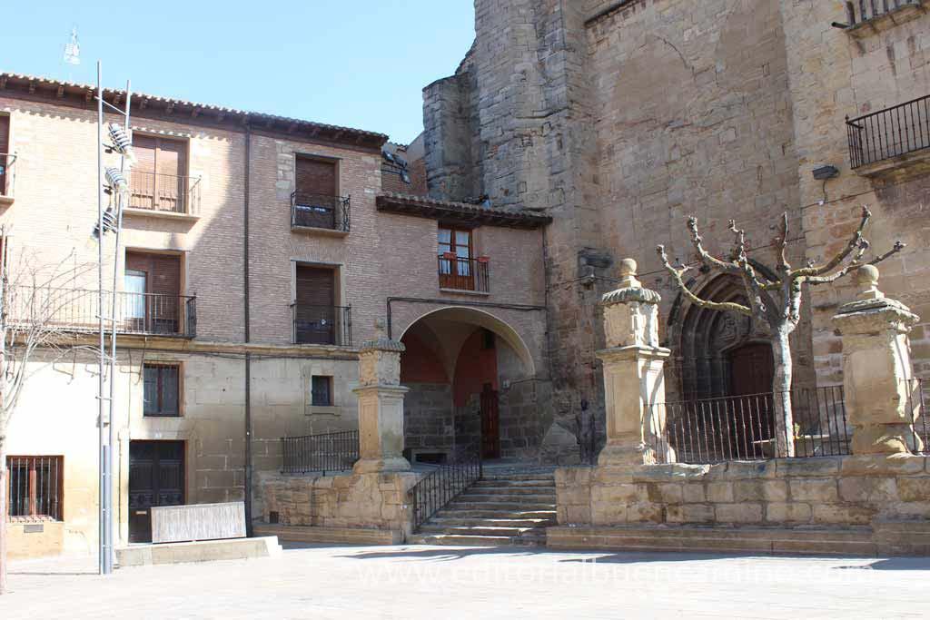 Albergue parroquial Santa María