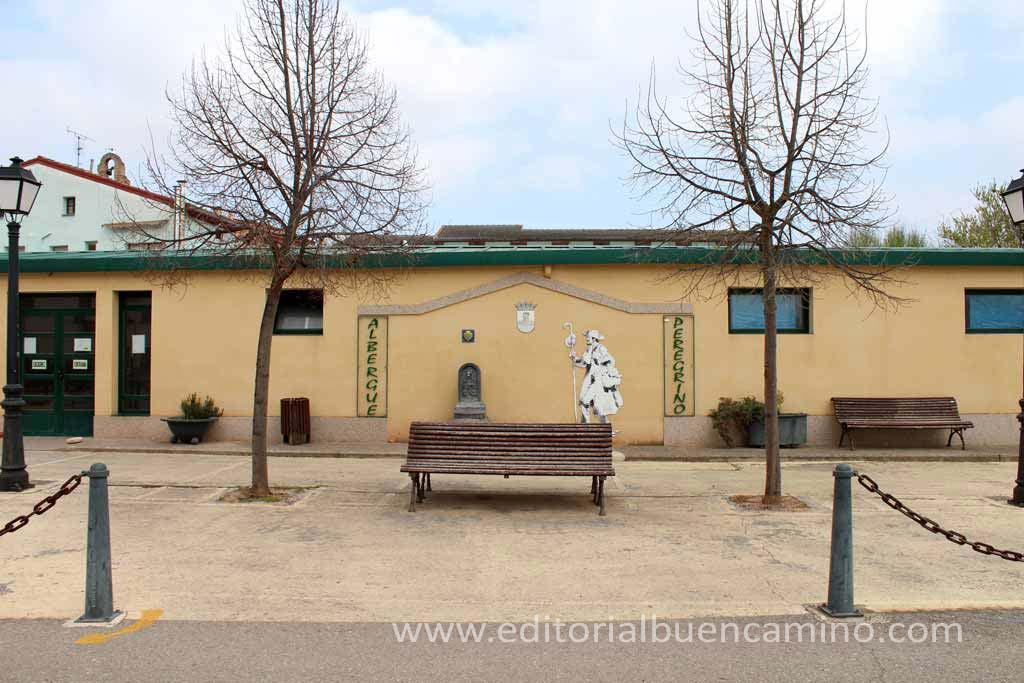 Albergue de peregrinos de la Asociación de Amigos del Camino de Santiago de Nájera