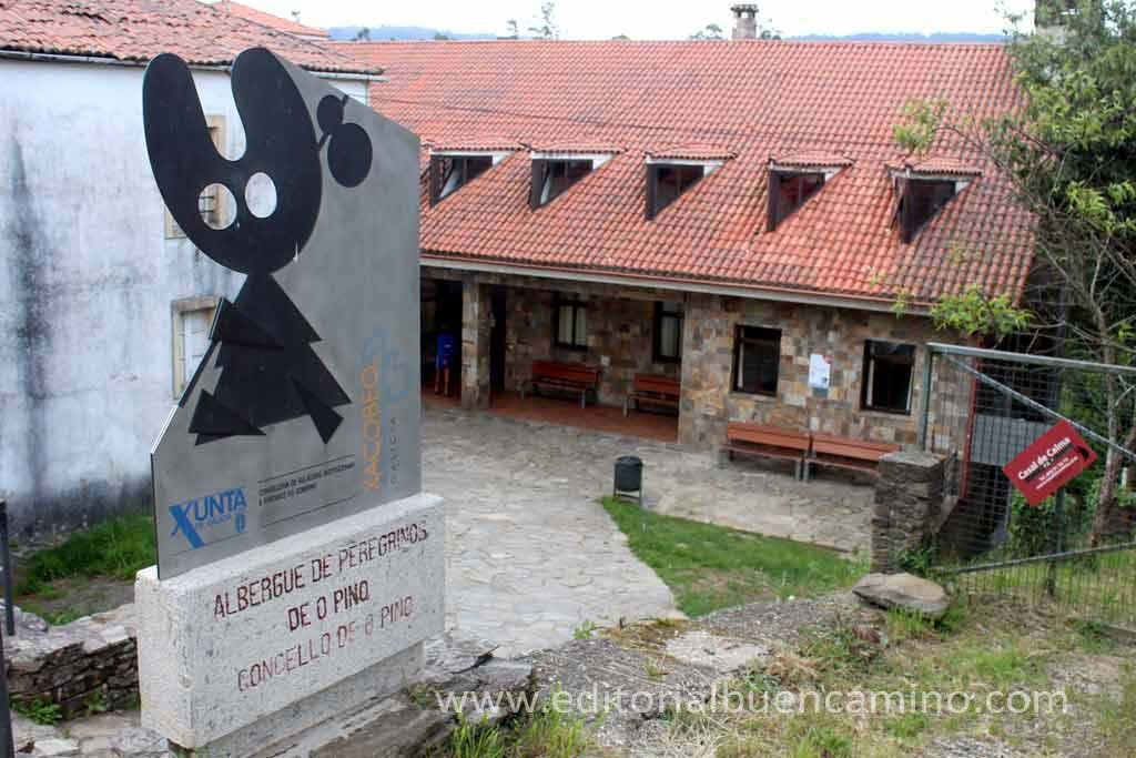 Albergue de peregrinos de Arca do Pino de la Xunta de Galicia
