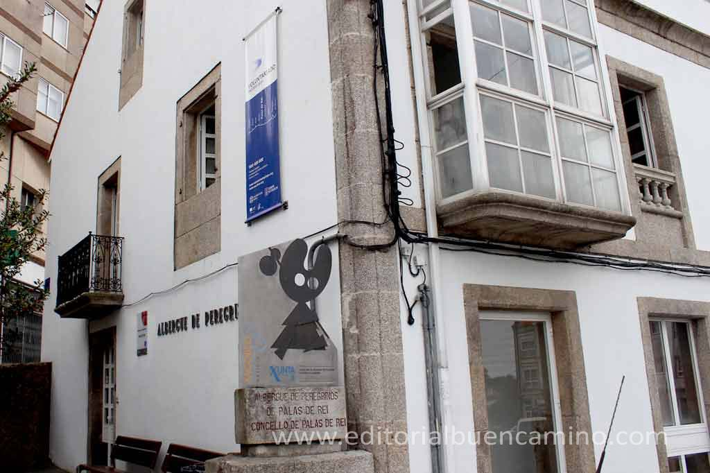 Albergue de peregrinos de Palas de Rei de la Xunta de Galicia