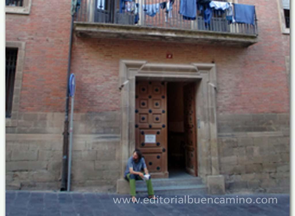 Albergue de peregrinos Parroquia de Santiago el Real