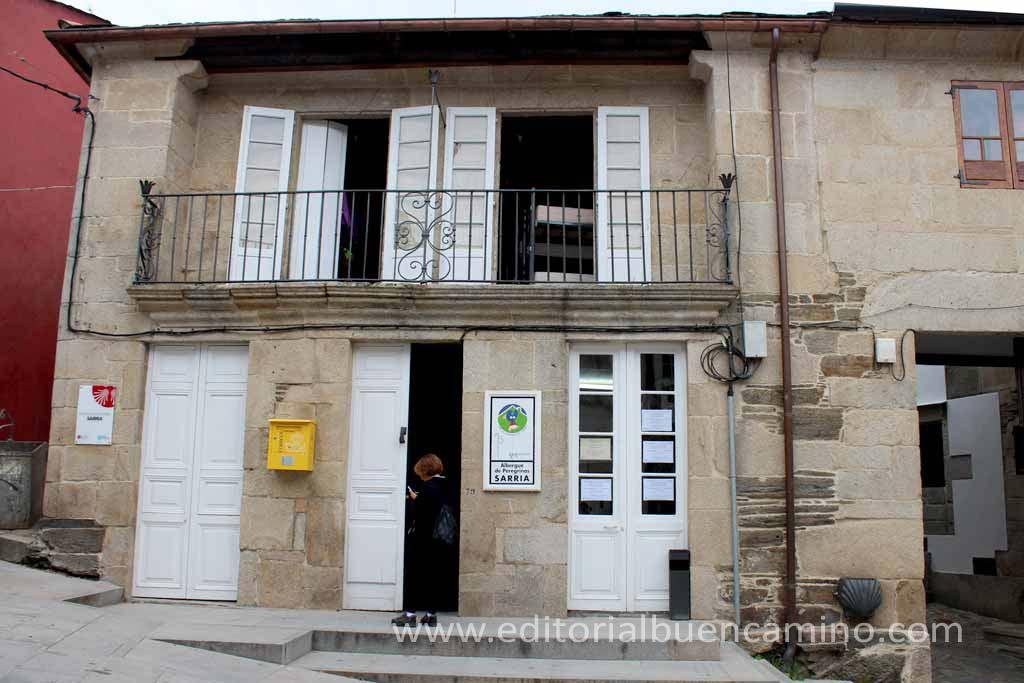 Albergue de peregrinos de Sarria de la Xunta de Galicia