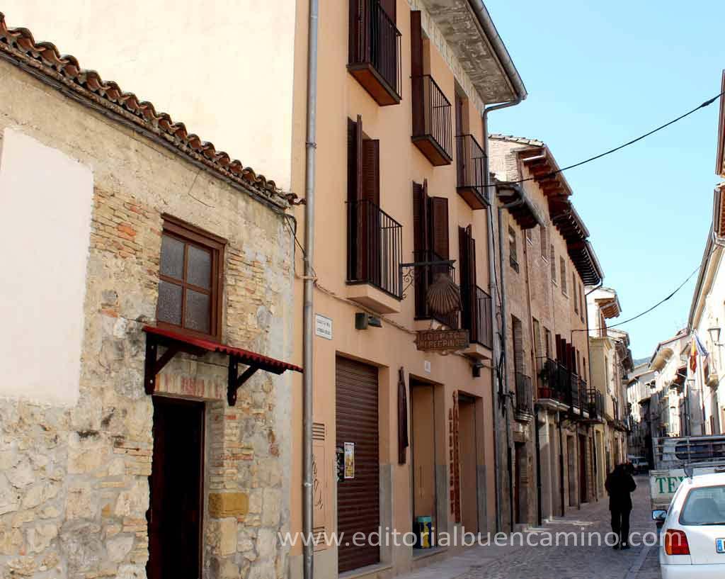 Albergue de peregrinos municipal de Estella