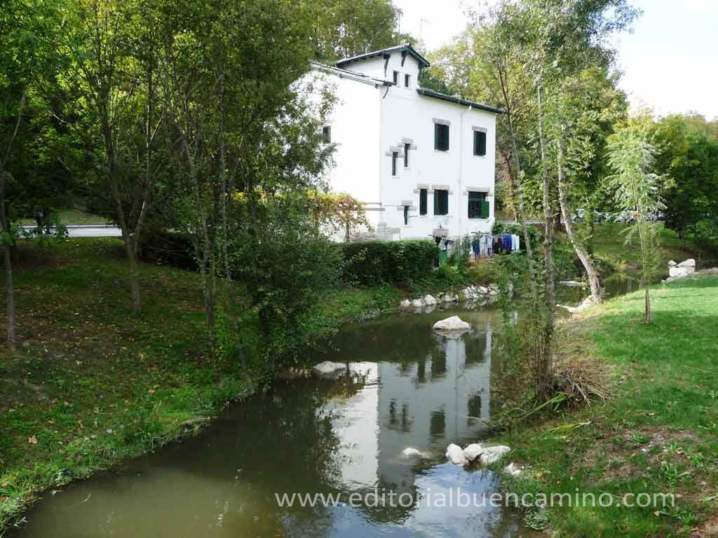 Albergue de peregrinos Casa Paderborn