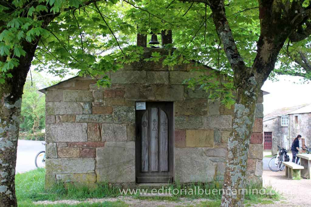 Ermita de la Magdalena en Ventas de Narón.