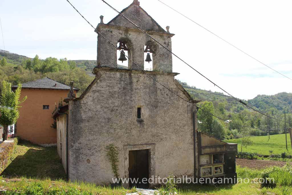 Iglesia de San Juan en Ruitelán.